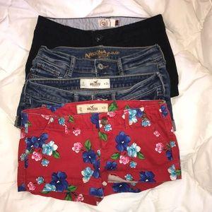 Shorts ($10) all short short !